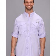 Barbati Columbia Bonehead™ L/S Shirt - Tall | Produs100% original | Livrare cca 10 zile lucratoare | Aducem pe comanda orice produs din SUA - Camasa barbati Columbia, XL, Maneca lunga, Lila