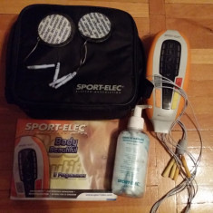 Aparat electrostimulare Sport-Elec Body Beautiful / Sport-elec BODY BEAUTIFUL - Relax & tone