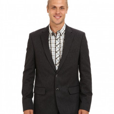 Jachete barbati DKNY Jeans Raised Stripe Blazer | Produs100% original | Livrare cca 10 zile lucratoare | Aducem pe comanda orice produs din SUA