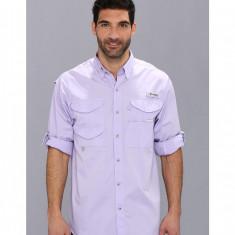 Barbati Columbia Bonehead™ L/S Shirt | Produs100% original | Livrare cca 10 zile lucratoare | Aducem pe comanda orice produs din SUA - Camasa barbati Columbia, Maneca lunga, Lila