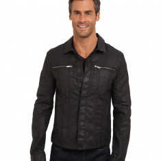 Geaca barbati Calvin Klein Jeans Coated Denim Jacket | Produs100% original | Livrare cca 10 zile lucratoare | Aducem pe comanda orice produs din SUA