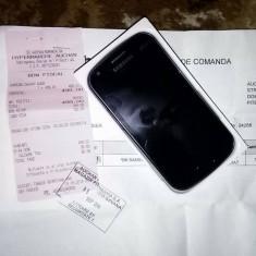 Samsung Galaxy S Duos impecabil, nu are nici 2 luni, factura + garantie - Telefon mobil Samsung Galaxy S Duos, Negru, Neblocat