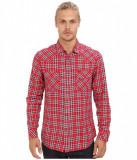 Barbati Diesel S-Obba Shirt | Produs100% original | Livrare cca 10 zile lucratoare | Aducem pe comanda orice produs din SUA, M, Maneca lunga, Multicolor