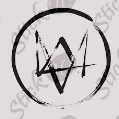 Logo_Sticker diverse_Auto_Moto_DIV-168-Dimensiune: 15 cm. X 15 cm. - Orice culoare, Orice dimensiune - Sticker laptop
