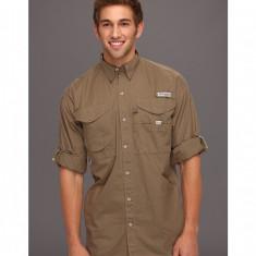 Barbati Columbia Bonehead™ L/S Shirt | Produs100% original | Livrare cca 10 zile lucratoare | Aducem pe comanda orice produs din SUA - Camasa barbati Columbia, Maneca lunga, Khaki