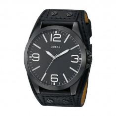 Ceas barbati GUESS U0181G2 Leather Cuff Watch | Produs100% original | Livrare cca 10 zile lucratoare | Aducem pe comanda orice produs din SUA - Ceas barbatesc Guess, Fashion