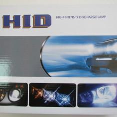 Instalatie Xenon AC H7 6000k, Kit xenon h7