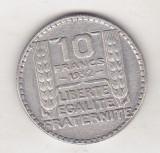 Bnk mnd Franta 10 franci 1932 argint