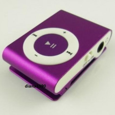 MP3 player Alta Culoare Mov