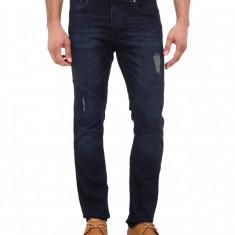 Blugi barbati Calvin Klein Jeans Slim in RNR Blue | Produs100% original | Livrare cca 10 zile lucratoare | Aducem pe comanda orice produs din SUA, Slim Fit