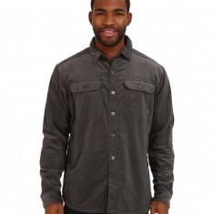 Barbati Columbia Windward™ III Overshirt | Produs100% original | Livrare cca 10 zile lucratoare | Aducem pe comanda orice produs din SUA - Camasa barbati Columbia, Maneca lunga, Gri