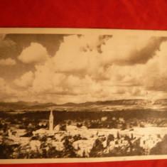 Ilustrata - Turda- Vedere Generala 1957