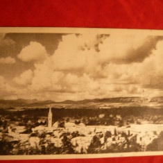 Ilustrata - Turda- Vedere Generala 1957 - Carte Postala Transilvania dupa 1918