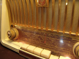 Radio vintage/lampi = PHILIPS - Philetta = Bakelite Beauty aus '59-SIGILAT!!*SOLD*