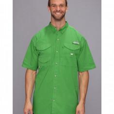 Barbati Columbia Bonehead™ S/S Shirt - Tall | Produs100% original | Livrare cca 10 zile lucratoare | Aducem pe comanda orice produs din SUA - Camasa barbati Columbia, Maneca scurta, Verde