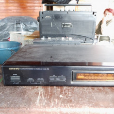 Tuner onkyo - Aparat radio