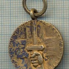 ATAM2001 MEDALIE 79 - CRUCIADA IMPOTRIVA COMUNISMULUI 1941 -ROMANIA RECUNOSCATOARE starea care se vede - Medalii Romania