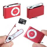 MP3 PLAYER Culoare Rosu