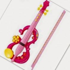 Vioara electronica pentru copii, roz, de la BONTEMPI - OKAZIE - Instrumente muzicale copii