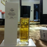Chanel No.5 - original 100% - 100 ml EDT TESTER