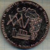ATAM2001 MEDALIE 204 - XXV - FACULTATEA DE INDUSTRII ALIMENTARE SI TEHNICA PESCUITULUI -INSTITUTUL POLITEHNIC GALATI -starea care se vede - Medalii Romania