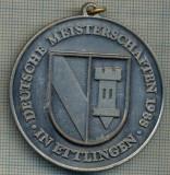 ATAM2001 MEDALIE 141 -ASOCIATIA NATIONALA PENTRU STENOGRAFIE PROCESARE TEXT, COMUNICARE BIROU - DEUTSCHER STENOGRAFENVERBAND-starea care se vede
