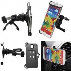 Suport grila de ventilatie SAMSUNG Galaxy Note 3 + Incarcator cablu date usb 3.0 - Suport auto