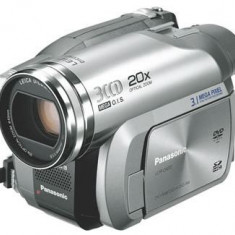 Ocazie camera video Panasonic, 2-3 inch, DVD, CCD, 20-30x