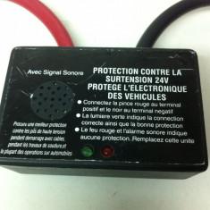 Aparat de Testat Bateri de 24v la Camioane