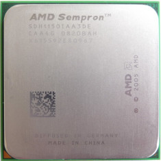 Procesor AMD Sempron 64 LE-1150 socket AM2  2000 Mhz, 1