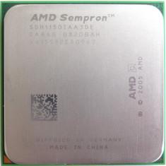 Procesor AMD Sempron 64 LE-1150 socket AM2 2000 Mhz - Procesor PC, Numar nuclee: 1, 2.0GHz - 2.4GHz