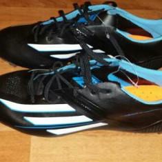 Adidas f50 profesionale - Ghete fotbal Adidas, 42 2/3, Negru, Barbati, Iarba: 1