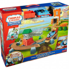 Thomas and Friends Trackmaster Motorized Railway Castle Quest Set - Trenulet, Plastic, Unisex
