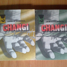 K0 JAMES CLAVELL - CHANGI 2 Volume - Roman, Anul publicarii: 1989
