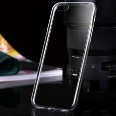 Husa iPhone 6 Plus 6S Plus TPU 0.3mm Transparenta - Husa Telefon Apple, Gel TPU, Fara snur, Carcasa