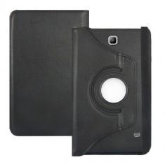 Husa Samsung Galaxy Tab 4 8.0 T330 Rotativa 360 Black - Husa Tableta