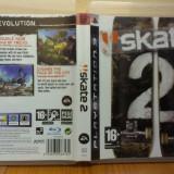 Skate 2 (PS3) (ALVio) + sute de alte jocuri PS3 originale ( VAND / SCHIMB )