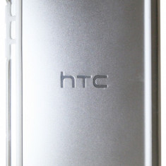 Bumper HTC ONE M8 Transparent White