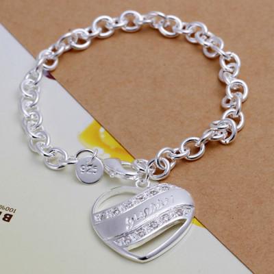Bratara Fashion 925 - GUESS -  Placata Cu Argint foto
