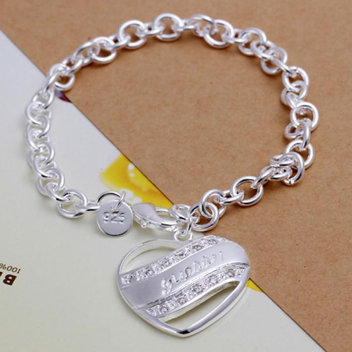 Bratara Fashion 925 - GUESS -  Placata Cu Argint