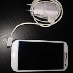 Samsung Galaxy S3 i9300, 16GB, ALb Impecabil NEVERLOCKED - Telefon mobil Samsung Galaxy S3, Neblocat, Dual core, 1 GB