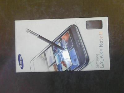 Cutie Samsung Galaxy Note 2 foto