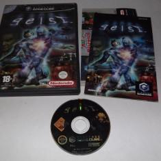 Joc consola Nintendo Gamecube - Geist - original Altele, Actiune, 18+, Single player