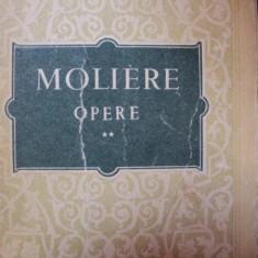 MOLIERE OPERE VOL.2-BUC.1955 - Carte Cinematografie