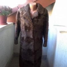 PALTON IED MONGOLEZ UMERI 45 CM - haina de blana