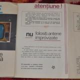 BROSURA - TELEVIZOARE ELECTRONICA CU SELECTOR