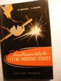 M.Smilovici - Indrumator pt. Imbinari Sudate - Ed. Tehnica 1962