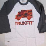 TRICOU-TRUKFIT  2-100% BUMBAC -3XL