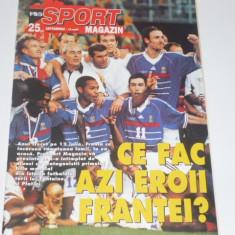 Revista Prosport Magazin nr.25/iulie1999