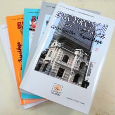 Bucurescii de altadata Constantin Bacalbasa vol I-V - Istorie